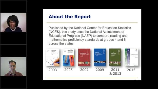 How High Do States Set the Academic Bar for Students?