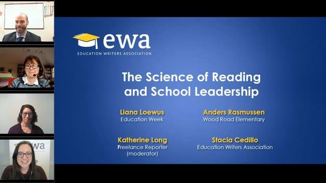 The Science of Reading and School Leadership