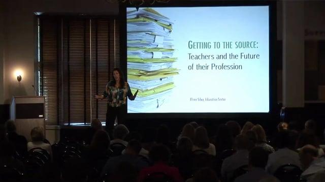 Getting to the Source: Teachers on the Future of Their Profession