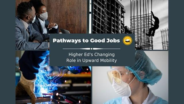 How is (or isn't) Job Training Working During the Pandemic?