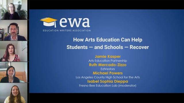 How Arts Education Can Help Students — and Schools — Recover