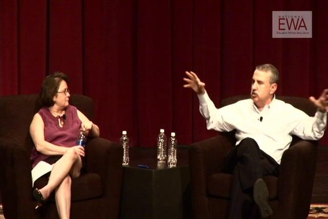 A Conversation with Thomas Friedman, Part 4: Information Overload, College Costs and Education as a Civil Right