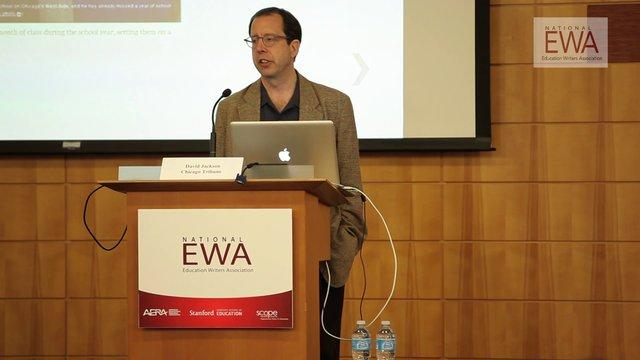 EWA Grand Prize Winner Offers Advice on Investigating Student Absenteeism