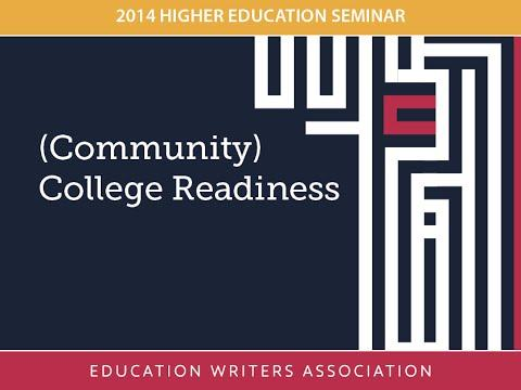 (Community) College Readiness
