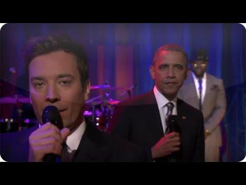Slow Jams: Obama Takes the Student Loan Rate Fight to Late Night
