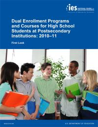 Taking College Courses In High School New Dual Enrollment Data