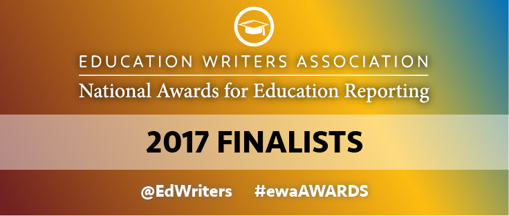 EWA 2017 Awards Finalists Banner image