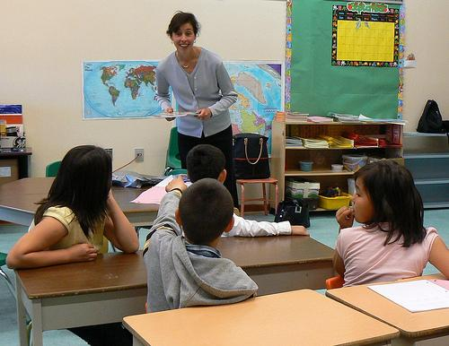 my struggles as a teacher The impact of teachers: a story of indelible memories and self-esteem by: in the fourth grade, my teacher let me run the film projector (tread, rewind, etc.