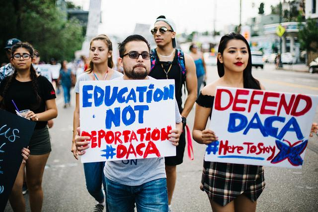 Early March Deadline The Trump Administration Gave Congress To Decide The Fate Of Deferred Action For Childhood Arrivals Is Moot Major Parts Of Daca