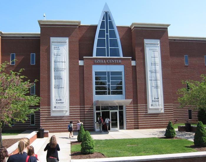 Lipscomb University's Competency Assessment and Development Center in Nashville, Tenn. 