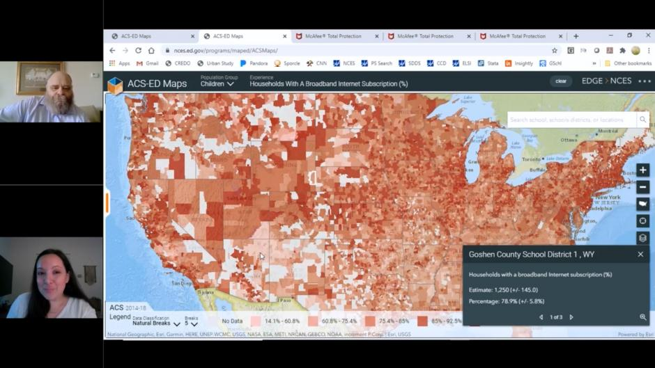 Data Tool Spotlights Gaps in Home Internet Access for Local Communities