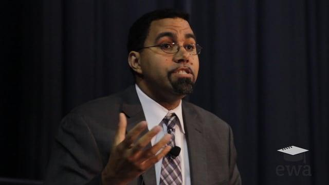 Education Secretary John King at EWA National Seminar