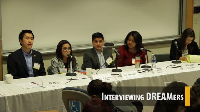 Interviewing DREAMers