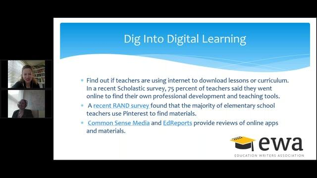 """3 in 30"" – Three Stories to Steal on Digital Learning"