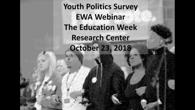 Survey of Teen Voters: What's on Their Minds as Election Nears?