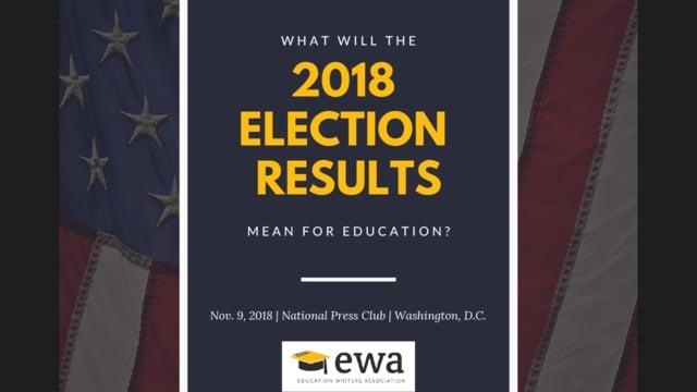 Video: The Post-Election Higher Education Landscape