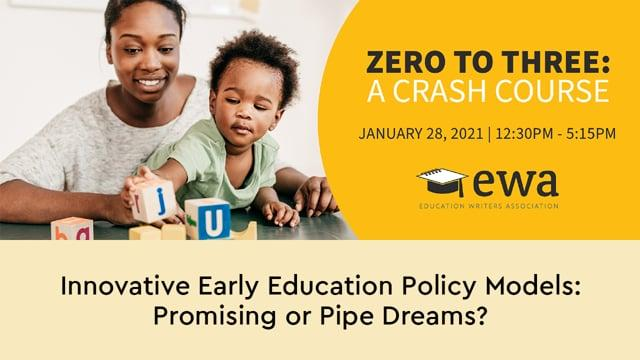 What's on the Horizon for Early Childhood Education in 2021?