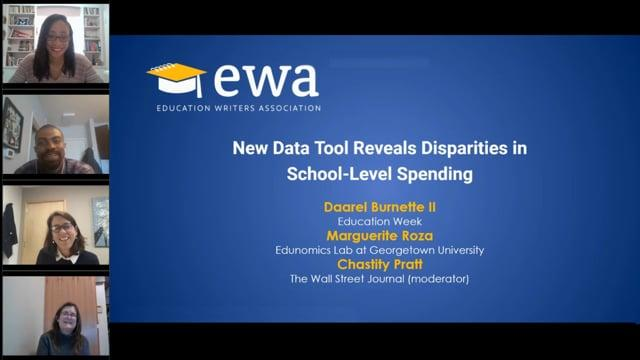 New Data Tool Reveals Disparities in School-Level Spending