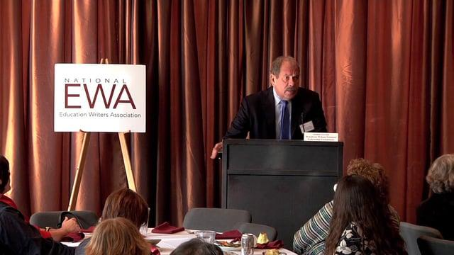 Arthur Levine: Lessons Learned About Teacher Education