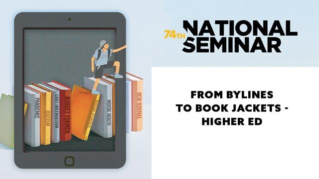 How to Turn Higher Education Coverage into Published Books