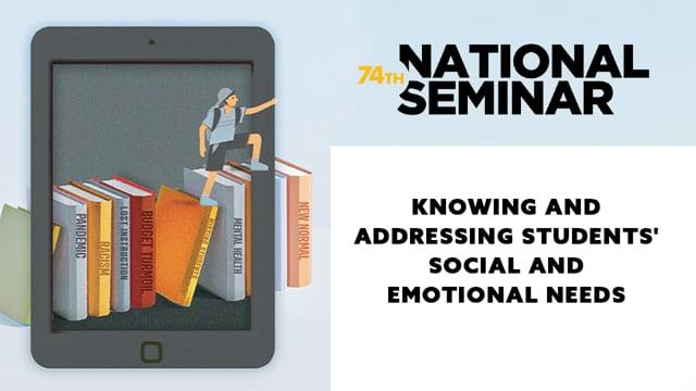 Knowing and Addressing Students' Social and Emotional Needs