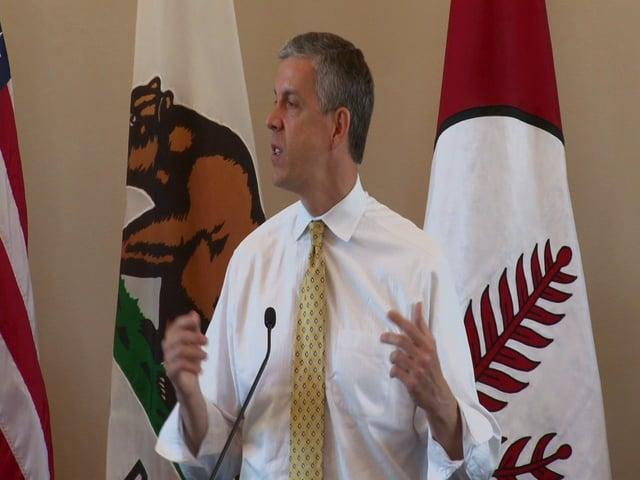 Arne Duncan at the 2013 EWA National Seminar: Part 4