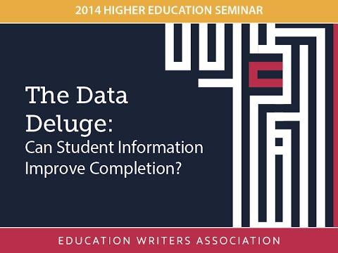The Data Deluge: Can Student Information Improve Completion?