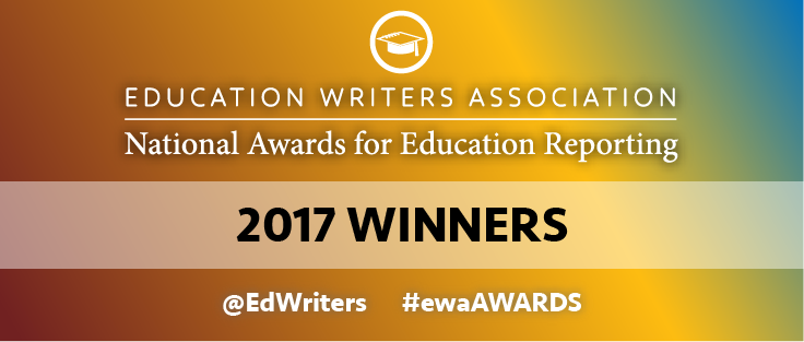 2017 EWA awards winners banner