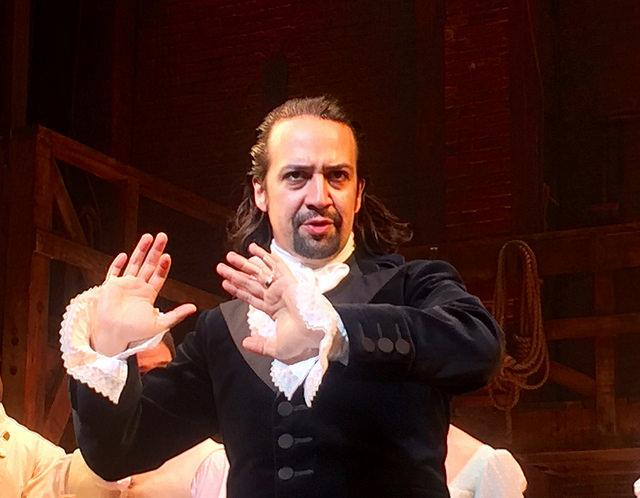 "Lin-Manuel Miranda, the speaker at the University of Pennsylvania's recent commencement ceremony, stars in the Broadway musical ""Hamilton."" Source: Flickr/ via Steve Jurvetson (CC BY 2.0)"