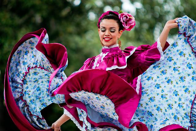 A new elective course in six Florida high schools will explore Latino cultural heritage, among other topics, through literary and performing arts. Source: Flickr/ Ray_from_LA