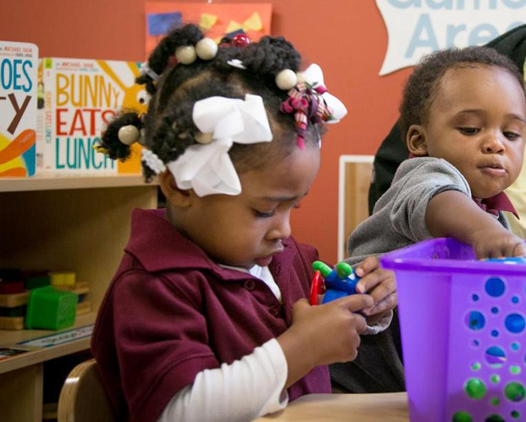Study Early Intervention Pays Off >> Early Childhood Education Education Writers Association