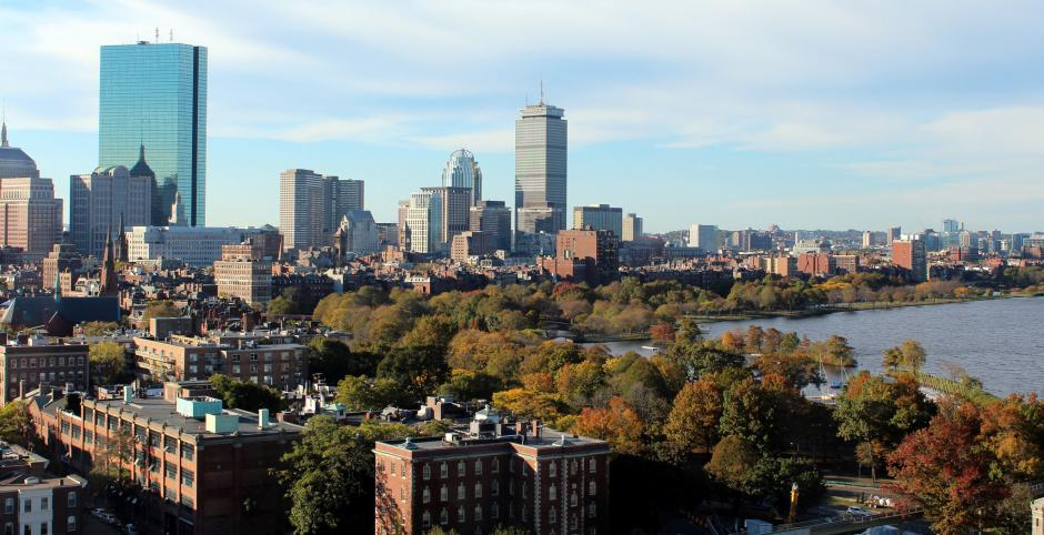 The Boston skyline. (Flickr/Wally Gobetz/Creative Commons)