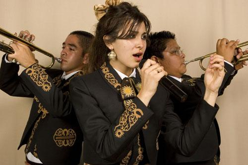 Studies show offering a culturally relevant education -- including courses in Mexican American studies and a mariachi band -- can improve academic performance among Mexican American students. Source: Flickr/ Justin Wagner (CC BY-NC 2.0)