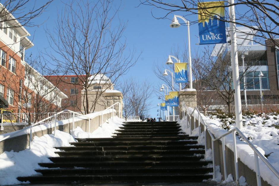 The University of Missouri-Kansas City campus. The Kansas City Star found a pattern of exaggerations and misstatements that polished the business school's reputation as it sought to boost enrollment and open donors' checkbooks. (Flickr/UMKC)